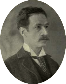 Portrait of LouisWain